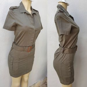 Lacoste Military Dress
